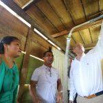 PPK puso en marcha proyecto de agua potable en Loreto