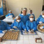 Piscicultores del Alto Huallaga capacitados en elaboración de nuggets y hamburguesas de pescados amazónicos