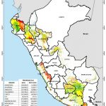 Piura y Lima lideran en extensión de zonas prioritarias de restauración