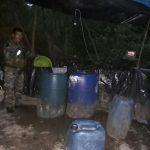 Policía destruye tres laboratorios de droga en el Vraem