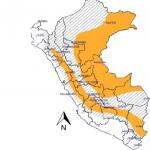 Prevén lluvias de moderada a fuerte intensidad en la Amazonía