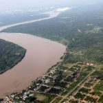 Principales ríos amazónicos en nivel oscilante