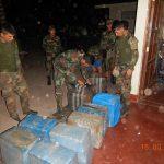 Ucayali: Decomisan 290 kilos de cocaína en Atalaya