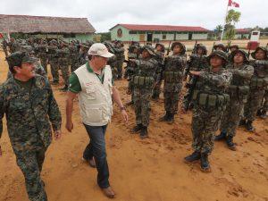 Mejorarán sistemas de control en frontera con Colombia