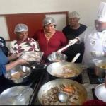 Ancash: Madres participan en taller gastronómico en base a carne de cuy
