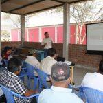 Lambayeque: Capacitan sobre prevención y control de incendios forestales