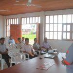 Defensa Civil instala del centro de operaciones de emergencia en Puerto Inca