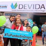 Transfieren millón y medio de soles a municipios para prevenir el consumo de drogas