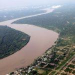 El río Marañon se mantiene en alerta naranja