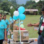 Entregan maquinaria agrícola a cafetaleros de Huánuco