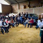 Huánuco: Productores de papa blanca fueron capacitados en asociatividad