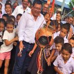 Inauguran infraestructura educativa en San Martín