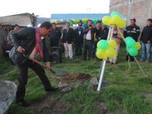Inician ejecución de proyecto de seguridad ciudadana en Vilcas Huamán