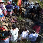 Junín: Ceremonias ancestrales realzaron celebraciones por Día de la Tierra