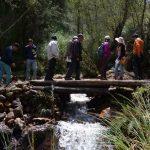 Junín: Ilish Pichacoto lista para recibir a visitantes en el Día de la Tierra