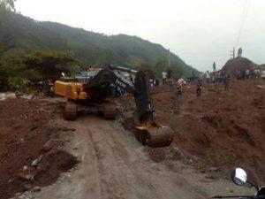 Junín: Restablecen carretera La Merced- Satipo