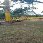 Loreto: Culminan trabajos de rehabilitación de puente peatonal