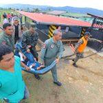 Satipo: Niño con fractura de fémur es trasladado de emergencia a Lima