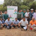 Piura: Formarán brigadas forestales para la prevención y atención de incendios