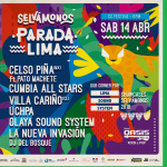 Selvámonos: Prepárate para disfrutar de la Parada Lima 2018