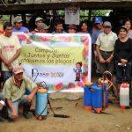 Huánuco: Divulgan experiencia exitosa de cacaoteros en control de plagas