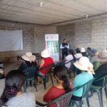 Arequipa: Instalarán biohuertos familiares en Majes