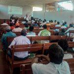 Capacitan a productores maiceros de San Martín en temas de asociatividad