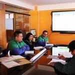 Cusco: Revisan estudio de Hidrogeología en proceso de ZEE de Quispicanchi