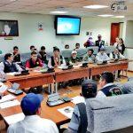 Dirigentes del Vraem participan en elaboración de ley sobre Comités de Autodefensa