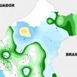 Dos distritos loretanos alcanzaron los mayores acumulados de lluvia