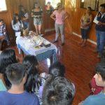 Estudiantes de la UNSCH realizan viaje de estudio al distrito de Pichari