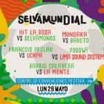 Hoy se inicia el 'Selvamundial', el primer mundial de fulbito entre bandas musicales