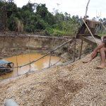 Madre de Dios: Dan ocho años de cárcel a dos sujetos por minería ilegal