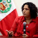 Ministra Fabiola Muñoz resaltó acciones tomadas en materia de reciclaje