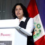 Ministra del Ambiente subrayó que el reto es que las decisiones públicas o privadas tengan componente ambiental