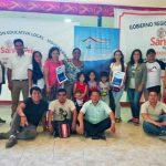 San Martín: Capacitan a docentes en metodología de educación ambiental