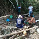 Sentencian a pena de cárcel a cuatro mineros ilegales en Madre de Dios