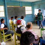 Ucayali: Pequeños productores son capacitados en temas de sanidad animal