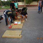 Vraem: Decomisan 114 kilos de clorhidrato de cocaína