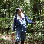 Demetrio Pacheco: Proteger el bosque, pese a las amenazas de muerte