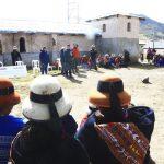 Entregan más de S/ 15.9 millones a comunidades de Apurímac