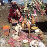 Junín: Ceremonias ancestrales vuelven a sus raíces en ACR Huaytapallana