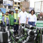 Ministra Fabiola Muñoz destacó rol edil para promover el reciclaje