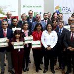 Ministra Muñoz resaltó importancia de crédito ambiental descentralizado