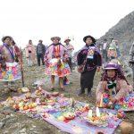 Normarán actividades ancestrales y turísticas en ACR Huaytapallana