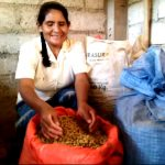 Santa Chaupis: El café me ha permitido educar a mis hijos