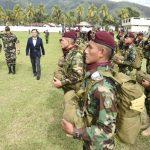 Sinchis de Mazamari cumplen 53 años luchando contra el tráfico de drogas y el terrorismo