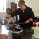 Tingo María: Realizan taller para formuladores de chocolates y trufas
