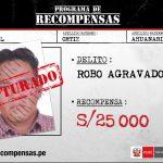 Ucayali: Policía captura a requisitoriado por robo agravado