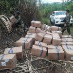 Vraem: Incautan cargamento de tres toneladas de acetona para elaborar cocaína